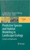Predictive Species and Habitat Modeling in Landscape Ecology (eBook, PDF)