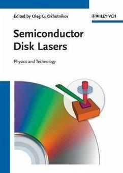 Semiconductor Disk Lasers (eBook, PDF)