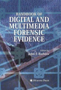 Handbook of Digital and Multimedia Forensic Evidence (eBook, PDF)