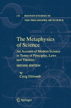 The Metaphysics of Science-1 (eBook, PDF) - Dilworth, Craig