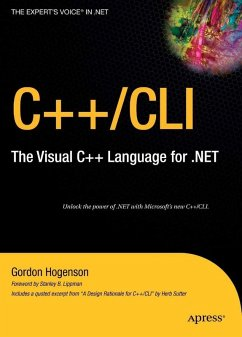 C++/CLI (eBook, PDF) - Hogenson, Gordon