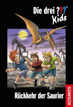 Rückkehr der Saurier / Die drei Fragezeichen-Kids Bd.31 (eBook, ePUB) - Pfeiffer, Boris