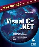 Mastering Visual C# .NET (eBook, PDF)