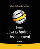 Learn Java for Android Development (eBook, PDF)