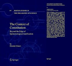 The Context of Constitution (eBook, PDF) - Ginev, Dimitri