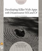Developing Killer Web Apps with Dreamweaver MX and C# (eBook, PDF)