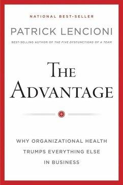 The Advantage (eBook, PDF) - Lencioni, Patrick M.