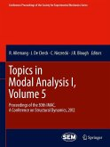 Topics in Modal Analysis I, Volume 5 (eBook, PDF)