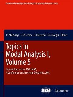 Topics in Modal Analysis I, Volume 5 (eBook, PDF)