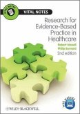 Research for Evidence-Based Practice in Healthcare (eBook, ePUB)