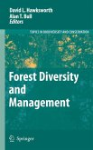 Forest Diversity and Management (eBook, PDF)