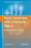 Haptic Interaction with Deformable Objects (eBook, PDF)