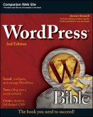 WordPress Bible (eBook, PDF)