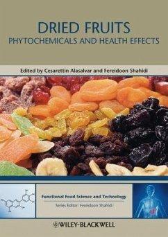 Dried Fruits (eBook, PDF) - Shahidi, Fereidoon