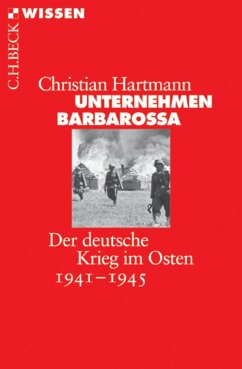 Unternehmen Barbarossa (eBook, ePUB) - Hartmann, Christian