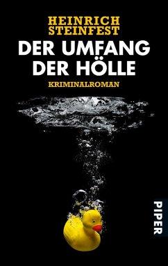 Der Umfang der Hölle (eBook, ePUB) - Steinfest, Heinrich