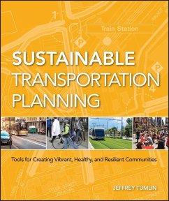Sustainable Transportation Planning (eBook, ePUB) - Tumlin, Jeffrey