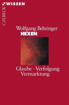Hexen (eBook, ePUB) - Behringer, Wolfgang