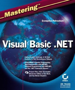 Mastering Visual Basic .NET (eBook, PDF) - Petroutsos, Evangelos