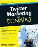 Twitter Marketing For Dummies (eBook, PDF)