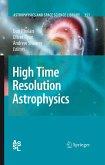 High Time Resolution Astrophysics (eBook, PDF)
