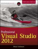 Professional Visual Studio 2012 (eBook, ePUB)