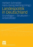 Landespolitik in Deutschland (eBook, PDF)