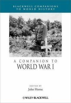A Companion to World War I (eBook, PDF)