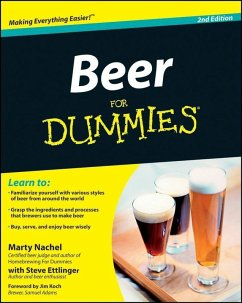 Beer For Dummies (eBook, PDF) - Nachel, Marty; Ettlinger, Steve