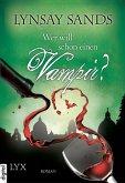 Wer will schon einen Vampir? / Argeneau Bd.8 (eBook, ePUB)