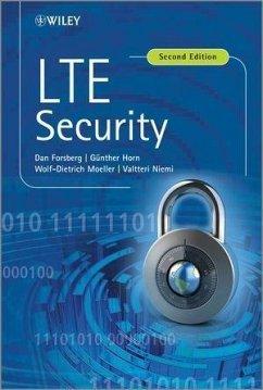 LTE Security (eBook, PDF) - Forsberg, Dan; Horn, Günther; Moeller, Wolf-Dietrich; Niemi, Valtteri