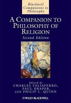 A Companion to Philosophy of Religion (eBook, PDF)