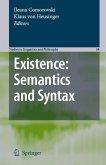 Existence: Semantics and Syntax (eBook, PDF)