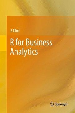 R for Business Analytics (eBook, PDF) - Ohri, A