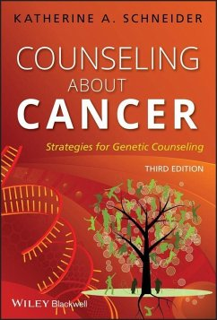 Counseling About Cancer (eBook, ePUB) - Schneider, Katherine A.