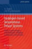 Hydrogen-based Autonomous Power Systems (eBook, PDF)