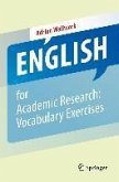 English for Academic Research: Vocabulary Exercises (eBook, PDF)
