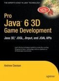 Pro Java 6 3D Game Development (eBook, PDF)