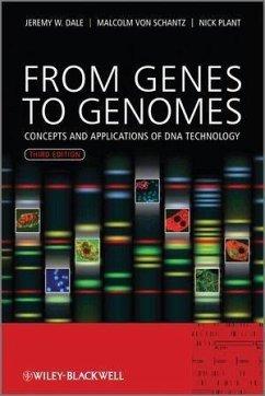 From Genes to Genomes (eBook, PDF) - Dale, Jeremy W.; Schantz, Malcolm Von; Plant, Nicholas