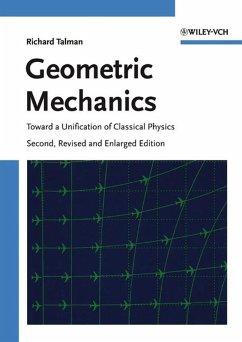 Geometric Mechanics (eBook, PDF) - Talman, Richard