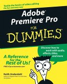 Adobe Premiere Pro For Dummies (eBook, ePUB)
