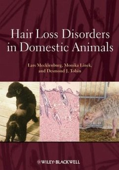 Hair Loss Disorders in Domestic Animals (eBook, PDF)