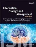 Information Storage and Management (eBook, ePUB)