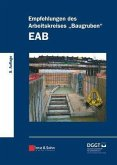 """Empfehlungen des Arbeitskreises """"Baugruben"""" (EAB) (eBook, PDF)"""