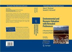 Environmental and Resource Valuation with Revealed Preferences (eBook, PDF) - McConnell, Kenneth E.; Bockstael, Nancy E.