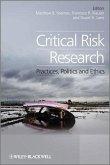 Critical Risk Research (eBook, PDF)