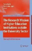 The Research Mission of Higher Education Institutions outside the University Sector (eBook, PDF)