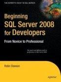 Beginning SQL Server 2008 for Developers (eBook, PDF)