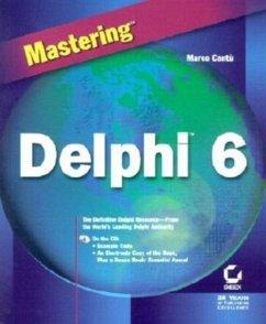 Mastering Delphi 6 (eBook, PDF) - Cantù, Marco