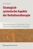Strategisch-systemische Aspekte der Verhaltenstherapie (eBook, PDF)